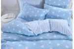 Комплект постельного белья (детское, 1,5 сп, 2-х сп., евро семейное)