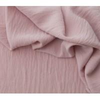 """Плательная ткань """"Марлен"""" цв. серо-розовый, ш. 150 см"""