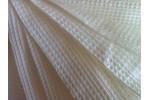 Вафельное полотно отбеленное, 45 см