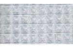 Вафельное полотно клетка 7*7, 150 см, серый