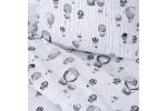 Поплин набивной, 220 см, Воздушные шары (компаньон)
