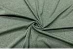 Кашкорсе с начесом, ш.110 см, цв.хаки