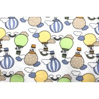 Кулирная гладь Воздушные шары